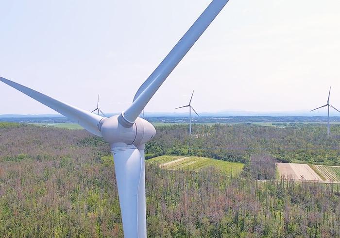 風の松原自然エネルギー株式会社①
