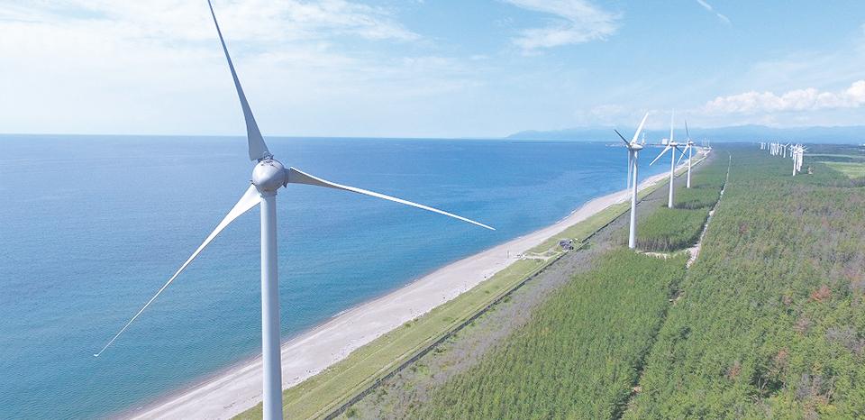 風の松原自然エネルギー株式会社
